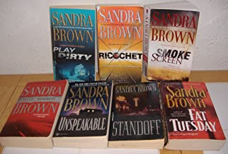 Standoff, Fat Tuesday, Smoke Screen, Ricochet, Play Dirty, Unspeakable & Hello, Darkness by Sarnda Brown (7 Books)