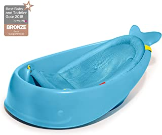 Skip Hop Moby 3 in 1 Baby And Toddler Bath Tub , Blue
