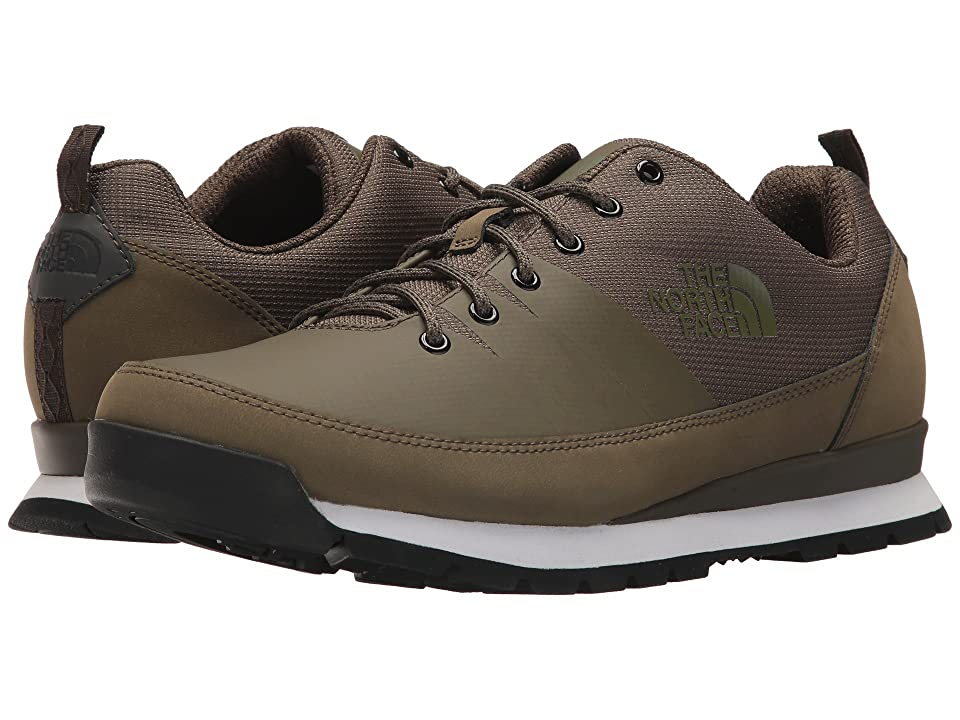 The North Face Back-To-Berkeley Low AM (New Taupe Green/Deep Lichen Green) Men