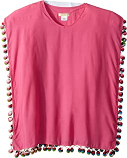 Tunic with Multi Pom Pom (Little Kids/Big Kids)