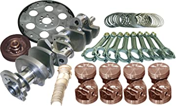Eagle Specialty Products B13404E-030 Balanced Rotating Assembly for Small Block Chevy