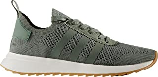 adidas Originals Womens FLB W PK Casual Lace Up Sneakers Trainers Shoes - Green
