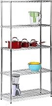 Best kitchen shelves metal Reviews