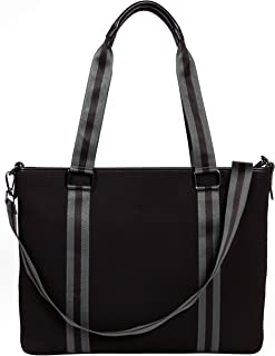 BfB Laptop Bag for Women Designer Custom Neoprene Handmade 13 inch Laptop Shoulder Bag