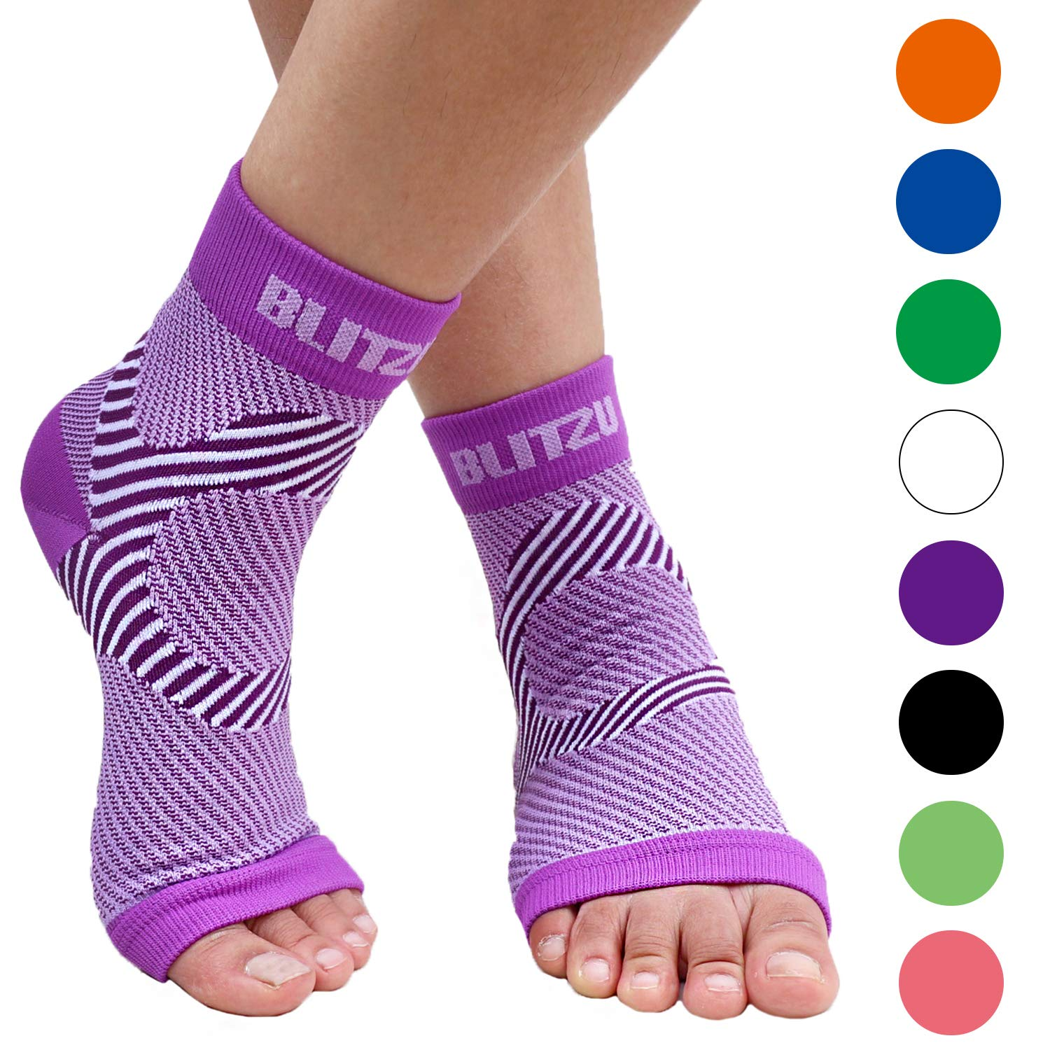 Fasciitis Compression Swelling Increases Circulation