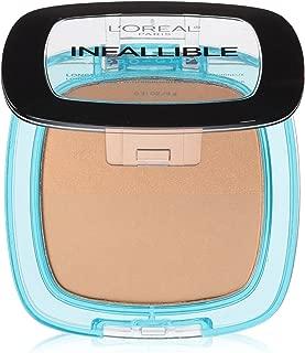 L'Oréal Paris Infallible Pro Glow Pressed Powder, Sun Beige, 0.31 oz.