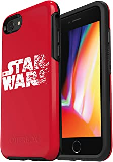 OtterBox SYMMETRY SERIES STAR WARS Case for iPhone 8 & iPhone 7 (ONLY) Resistance Red