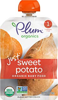 Plum Organics Veggies Swt Potato