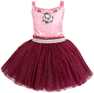 Animators' Collection Belle Leotard and Tutu for Girls Pink