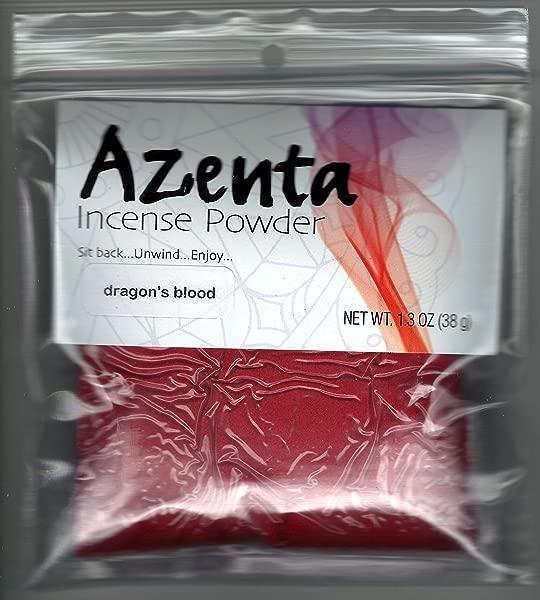 Azenta Sands Incense Powder Dragon S Blood 410DB Red Powder