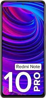 Redmi Note 10 Pro (Vintage Bronze, 6GB RAM, 128GB Storage) -120Hz Super Amoled Display | 64MP Camera with 5MP Super Tele-M...