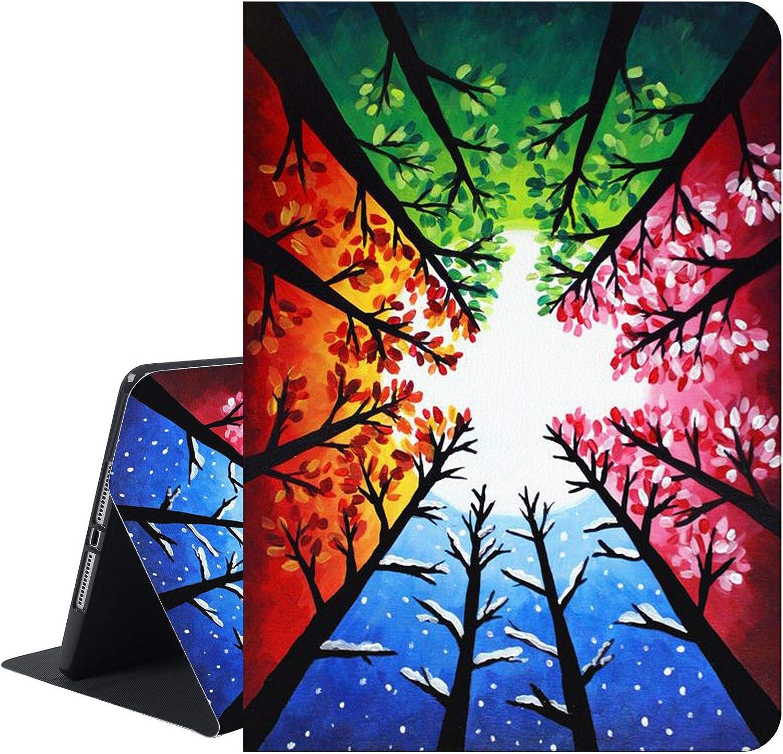 Richyun iPad New York Mall 9.7 Case 5th Tr Generation Season 6th Tulsa Mall