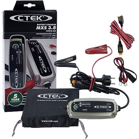 Ctek Mxs 3 8 BatterieladegerÄt VerlÄngerungskabel 2 5m Comfort Connect 31799929 Auto