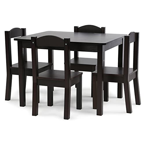 Children Dining Table With Chairs Amazon Com