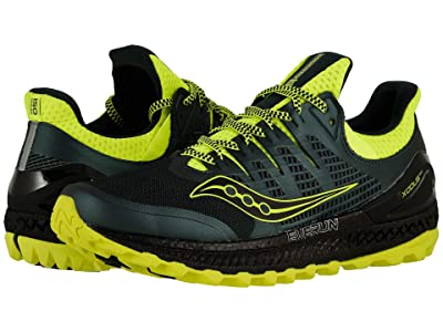 Saucony Xodus ISO3 (Green/Citron) Men
