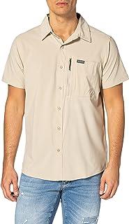 Columbia Erkek Triple Canyon II Kısa Kollu Gömlek