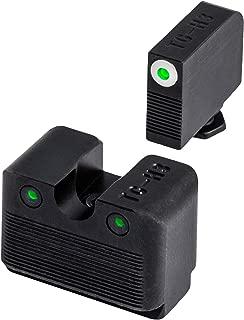TRUGLO Tritium Pro Glow-in-The-Dark Handgun Night Sights for Glock Pistols