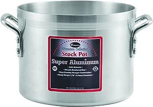 Winco AXS-60 Stock Pot, 60-Quart, Aluminum