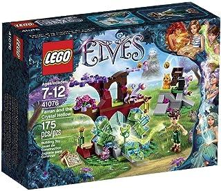 Lego Elves 41076 Farran And The Crystal Hollow