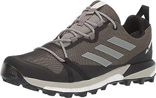 Adidas Outdoor Men's Terrex Skychaser LT GTX Athletic Shoe, Trace Cargo/Sesame/Black, 14 D US