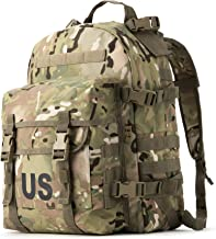 US Molle II Rifleman Military Surplus Assault Pack Army Tactical Backpack Multicam