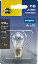 HELLA 7528SB Standard-21/5W Miniature Standard Bulb