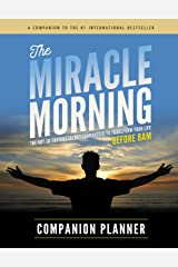 The Miracle Morning Companion Planner (English Edition) eBook Kindle