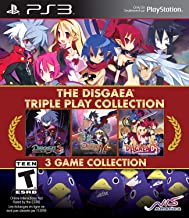 The Disgaea Triple Play Collection PlayStation 3 by NCsoft