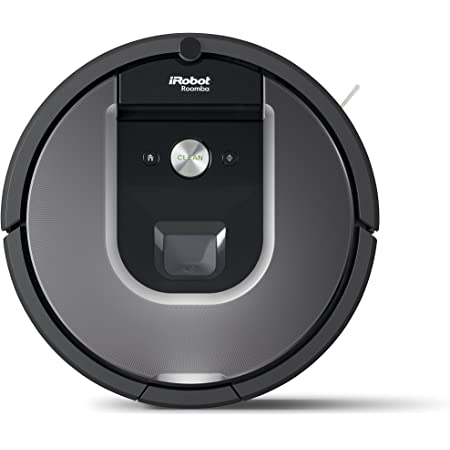 iRobot ROOMBA 960 Aspiradora robotica programable, Color, Pack of/Paquete de 1