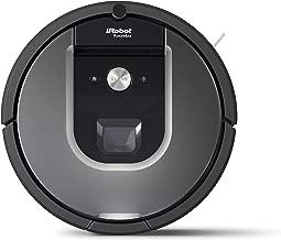 iRobot ROOMBA 960 Aspiradora robotica programable, Color, Pack of/Paquete de 1