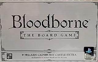 Bloodborne The Board Game: Forsaken Cainhurst Extras