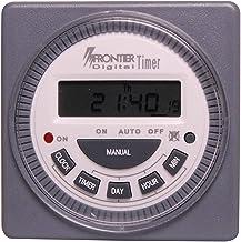DT712 NIDAC 7-Day Versatile Digital Timer 12V DC Clock: Current Time Setting or Show Current Time. Clock: Current Time Set...