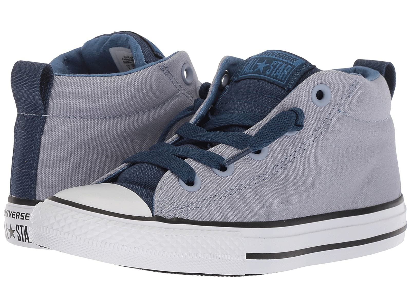 Converse Kids Chuck Taylor All Star Street Mid (Little Kid/Big Kid)Atmospheric grades have affordable shoes