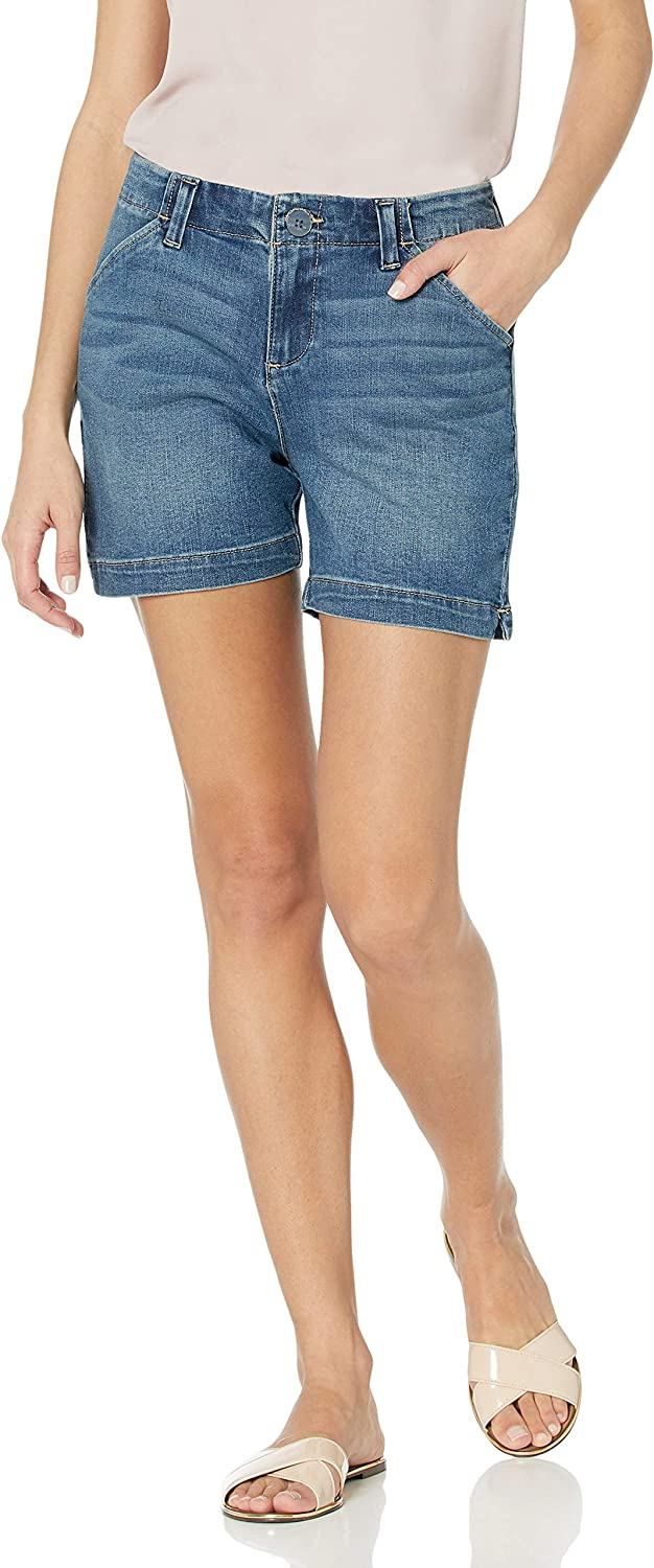 Lee Women's Regular Short Chino 40% OFF Cheap Sale Fit safety