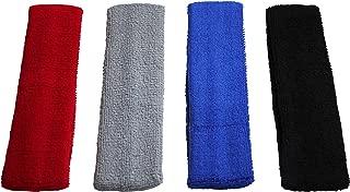 Zensufu 4 pcs Different Color Sports Basketball Headband /Sweatband