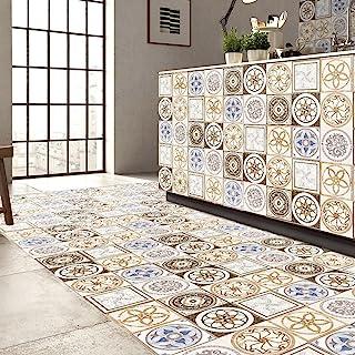 25Pcs Self Adhesive Tile Art Wall Decal Sticker DIY Kitchen Bathroom Decor Viny