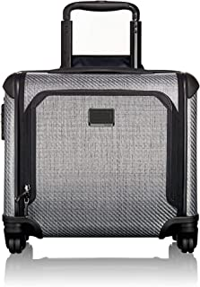Tegra Lite Max Carry-on Wheeled 15 Inch Laptop Briefcase - Computer Case for Men and Women - T-Graphite