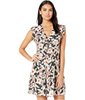 Rebecca Taylor - Sleeveless Kamea V-Neck Dress