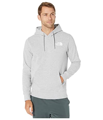 The North Face Red Box Pullover Hoodie (TNF Light Grey Heather) Men