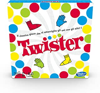 Hasbro Gaming Hasbro Twister Game in Box version 2020 in English