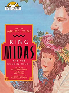 King Midas and the Golden Touch, Told by Michael Caine. Music by Ellis Marsalis, With Yo-Yo Ma