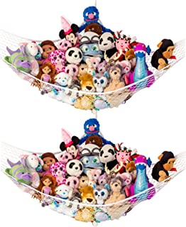 Lilly's Love Stuffed Animal Storage Hammock - Large Pack 2 -
