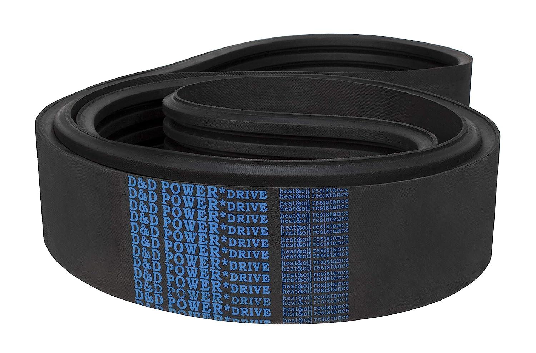 DD PowerDrive 3B82 Banded V Belt sale of 2021 Band Rubber Number 3