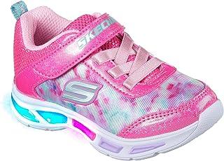 Skechers Kids Girls' Litebeams-Dance N'Glow