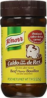 Knorr Bouillon Beef, 7.9 oz