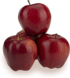 Fresh Apple Red Delicious, Pack of 4