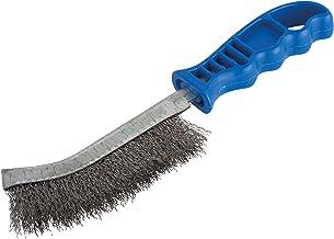 Wolfcraft 2715000 - Cepillo metálico de mano, acero, mango de plástico 265 mm