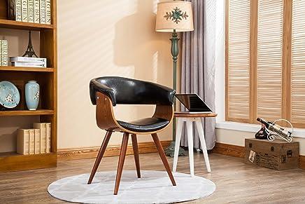 Porthos Home Zelda Side Chair,  Black