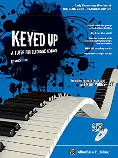 Keyed Up Blue Book (Teacher Edition)