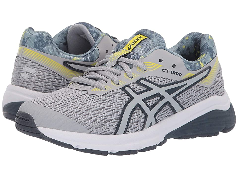 ASICS Kids GT-1000 7 GS SP (Big Kid) (Mid Grey) Boys Shoes